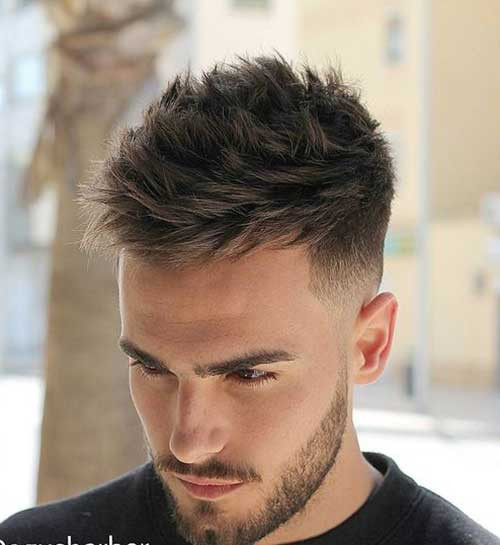 Tapered Mens Haircuts  Coolest Mens Tapered Haircut