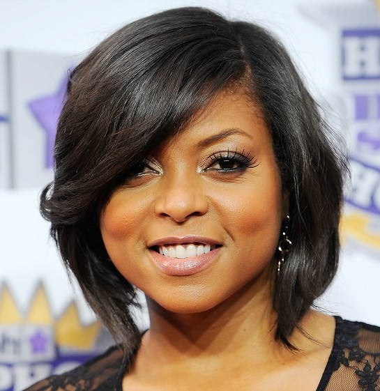 Taraji P Henson Bob Hairstyle  Short Hairstyles for Black Women From Pixie Haircuts to