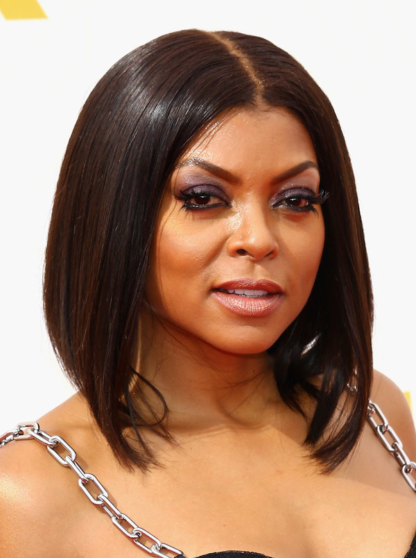 Taraji P Henson Bob Hairstyle  The Bob Is The Hottest Hairstyle At The 2015 Emmys