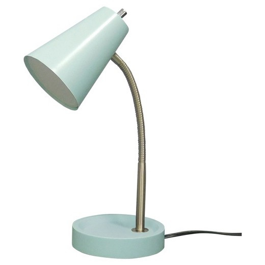 Best ideas about Target Desk Lamp . Save or Pin Table Lamp LED Aqua Room Essentials Tar Now.