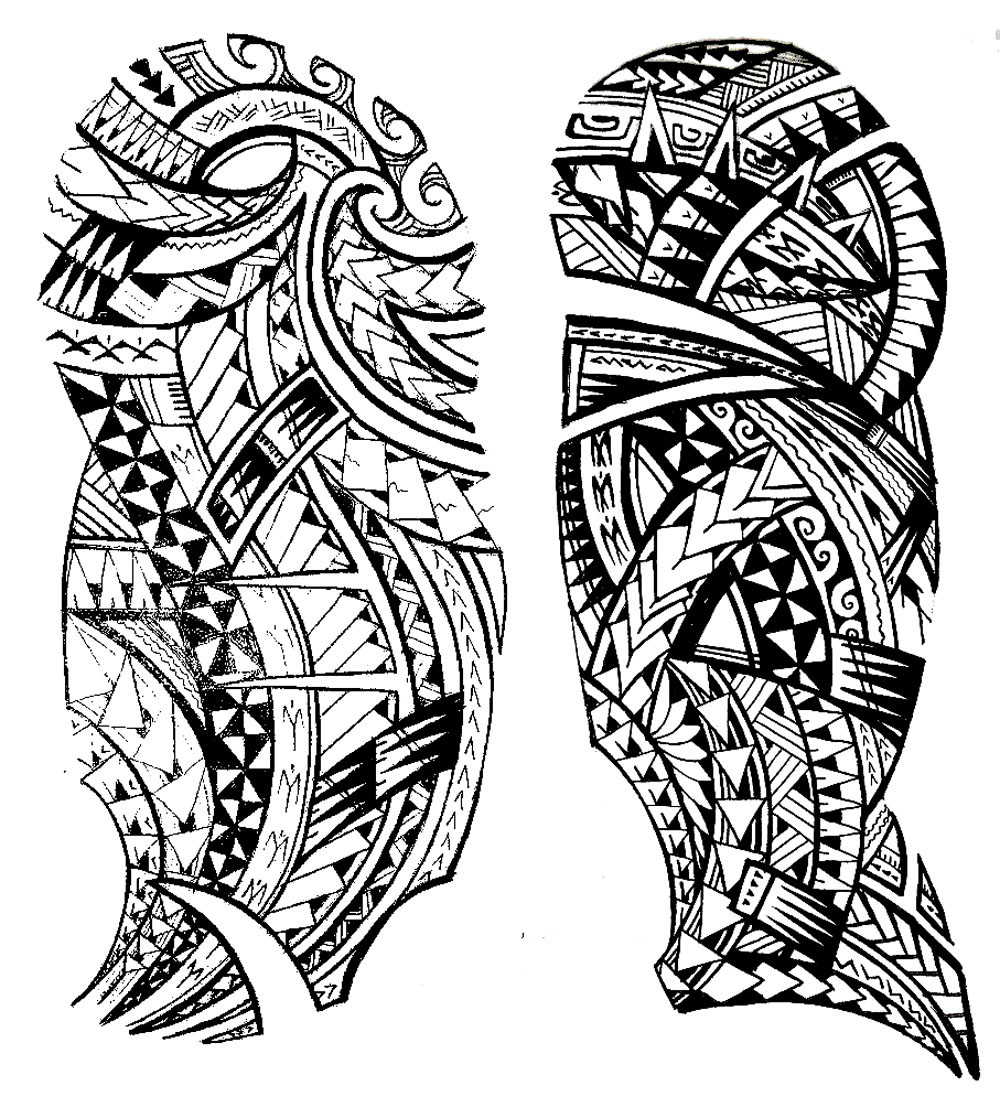 Tattoo Coloring Pages For Adults  Tattoo maori Tattoos Adult Coloring Pages