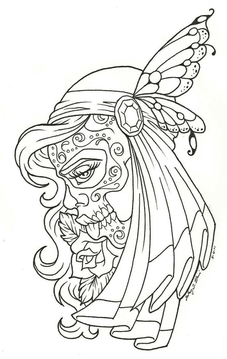 Tattoo Coloring Pages For Adults  Printable tattoo coloring pages for adults ColoringStar