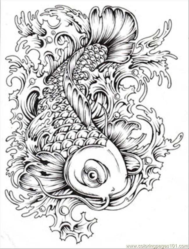 Tattoo Coloring Pages For Adults  Tattoo Coloring Pages Printable Coloring Home