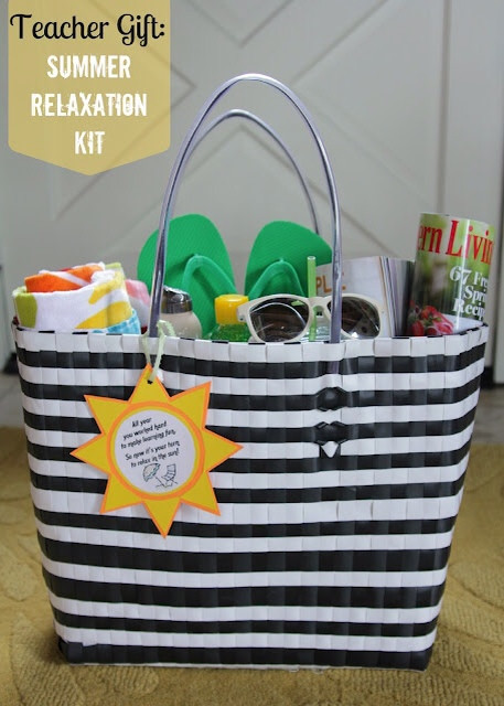 Best ideas about Teacher Gift Basket Ideas . Save or Pin 10 Teacher Appreciation Gift Ideas Now.
