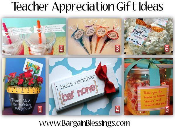 Teacher Thank You Gift Ideas  Teacher Thank You Gift Ideas Homemade Gift Ftempo
