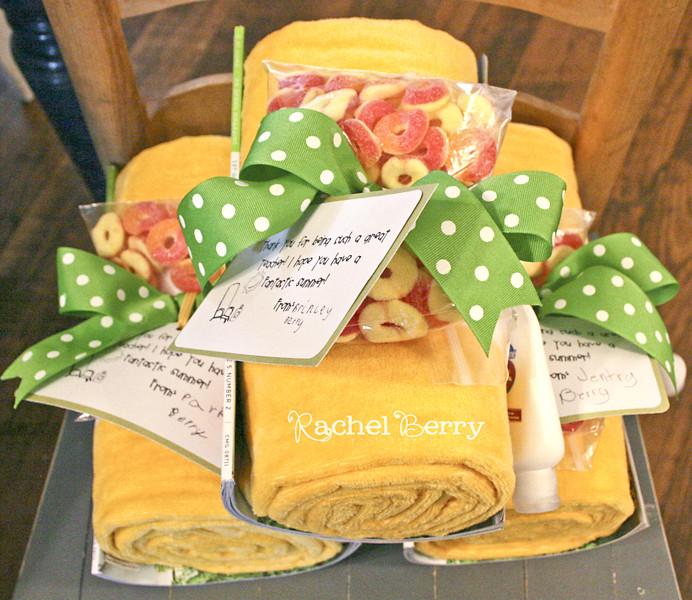 Teacher Thank You Gift Ideas  The Rachel Berry Blog Teacher Thank You Gifts