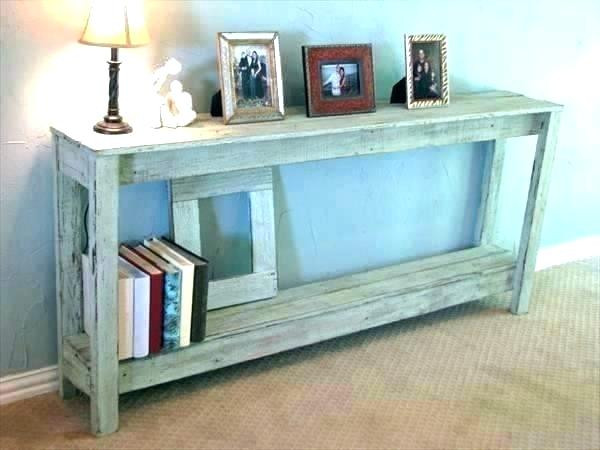 Best ideas about Teal Entryway Table . Save or Pin Teal Entryway Table French Country Entryway Table Foyer Now.