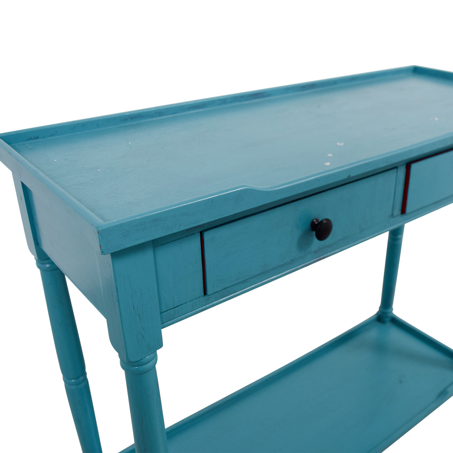 Best ideas about Teal Entryway Table . Save or Pin OFF HomeGoods HomeGoods Teal Entryway Table Tables Now.