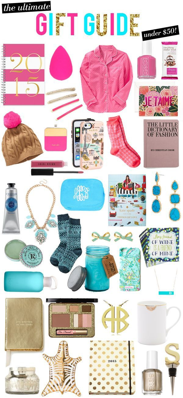 Best ideas about Teenage Girlfriend Gift Ideas . Save or Pin The Ultimate Colorful Christmas Gift Guide Now.