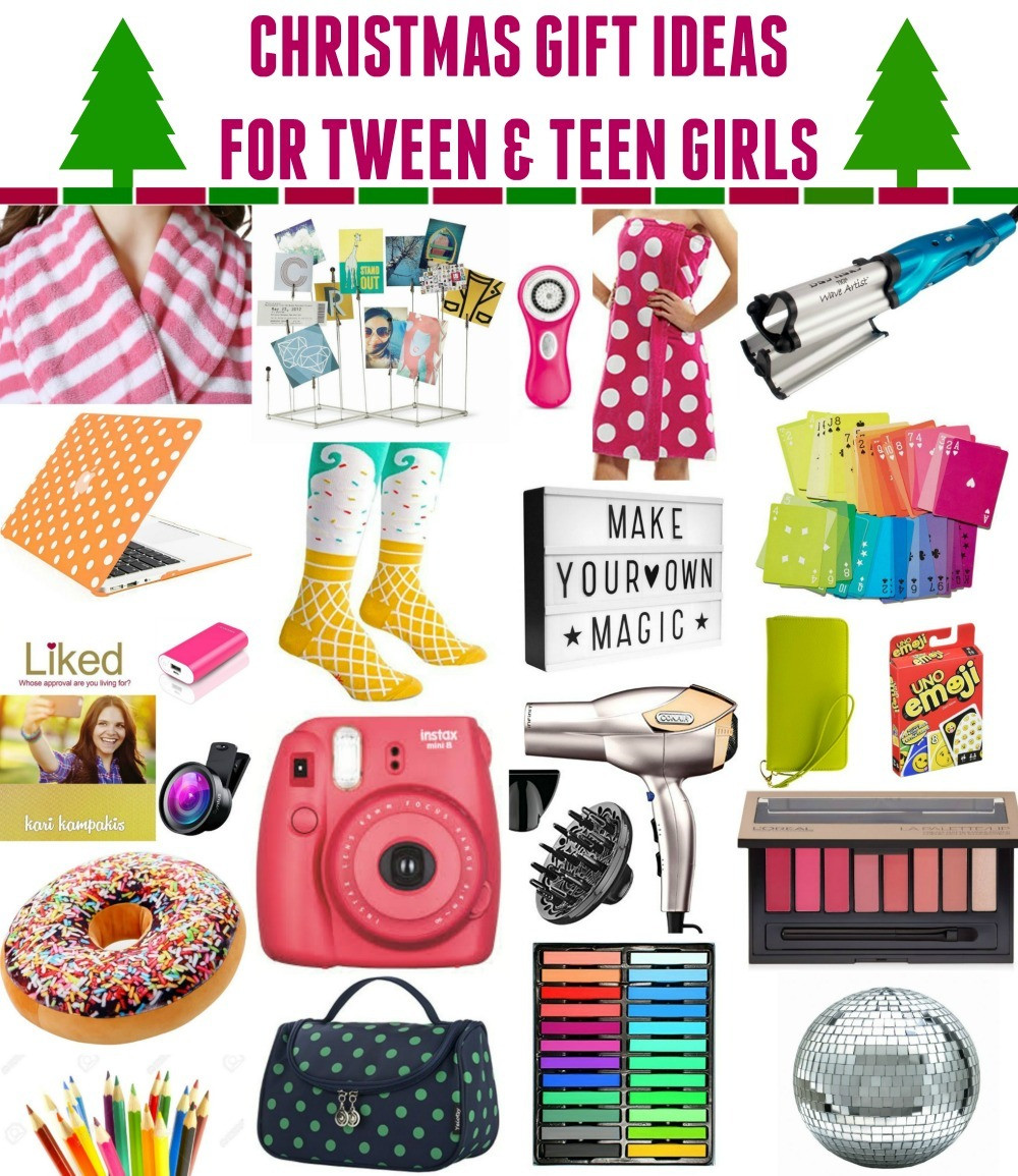 Best ideas about Teenage Girlfriend Gift Ideas . Save or Pin Christmas Gift Ideas For Teenage Girl Now.