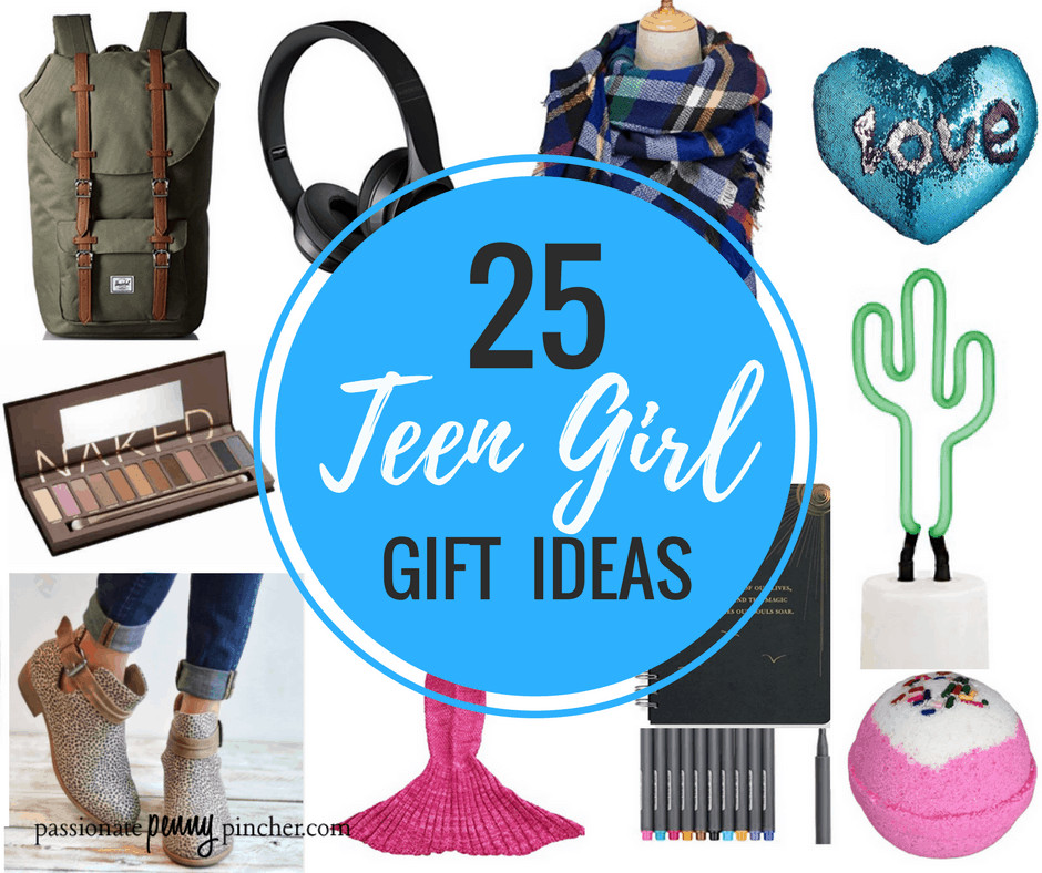 Best ideas about Teenage Girlfriend Gift Ideas . Save or Pin 25 Holiday Gift Ideas for Teenage Girls Now.