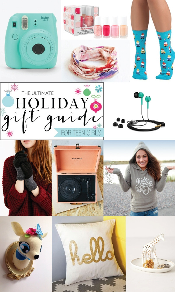 Best ideas about Teenage Girlfriend Gift Ideas . Save or Pin Christmas Presents For Teen Girls Now.