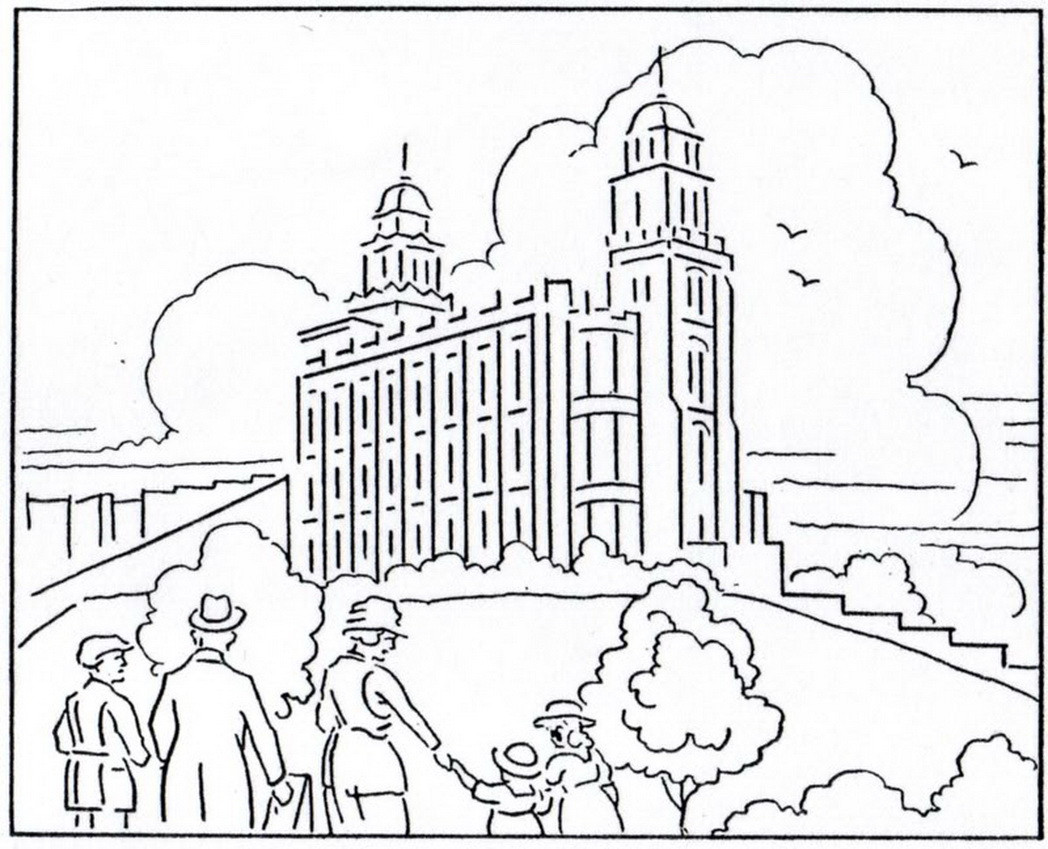 Temple Coloring Pages  Temples Free Colouring Pages