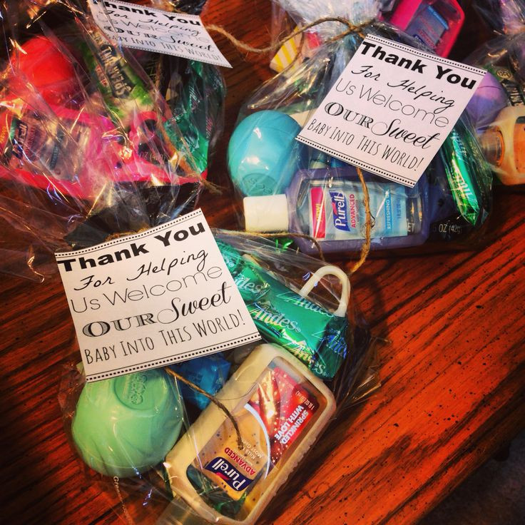 Thank You Delivery Gift Ideas  Best 20 Labor Nurse Gift ideas on Pinterest