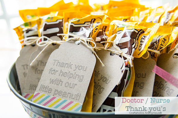 Thank You Delivery Gift Ideas  Craftaholics Anonymous