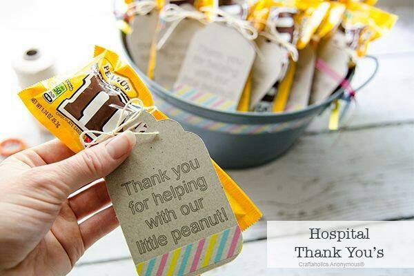 Thank You Delivery Gift Ideas  33 best images about Nurses Day Gift Ideas on Pinterest