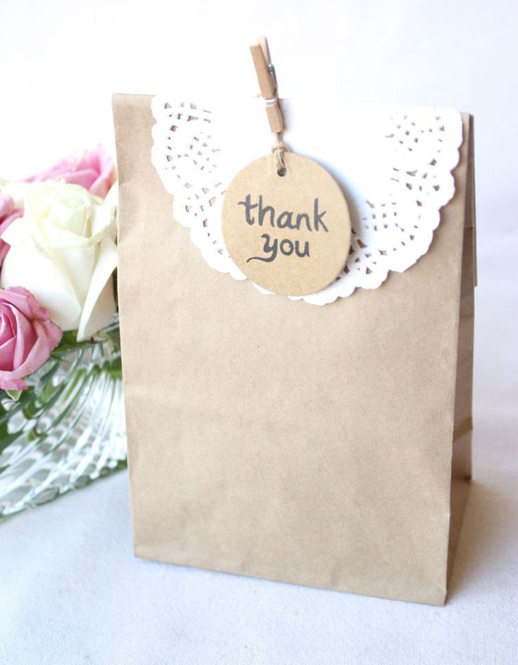 Thank You Gift Bag Ideas  1000 ideas about Lolly Bags on Pinterest