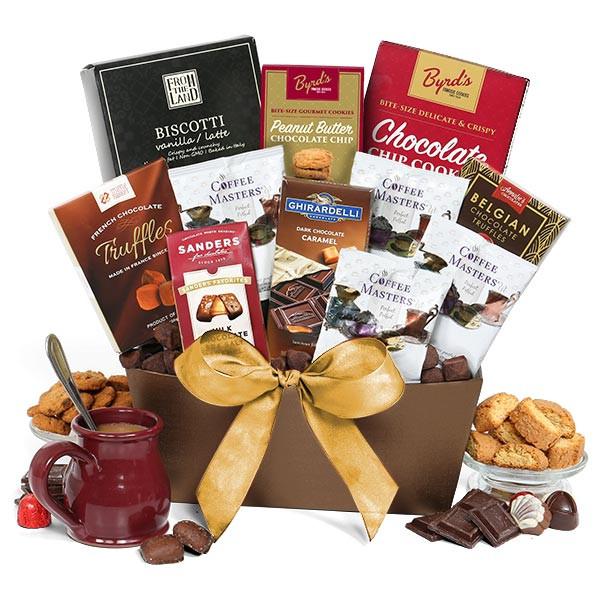 Thank You Gift Basket Ideas  Thank You Gift Basket by GourmetGiftBaskets