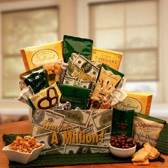 Thank You Gift Basket Ideas  Thank You Corporate Lawyer Doctor Boss Ceo fice Gift