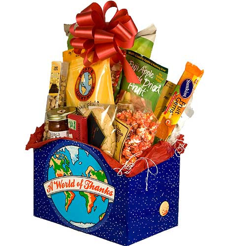 Thank You Gift Baskets Ideas  Download Gift Ideas For fice Staff