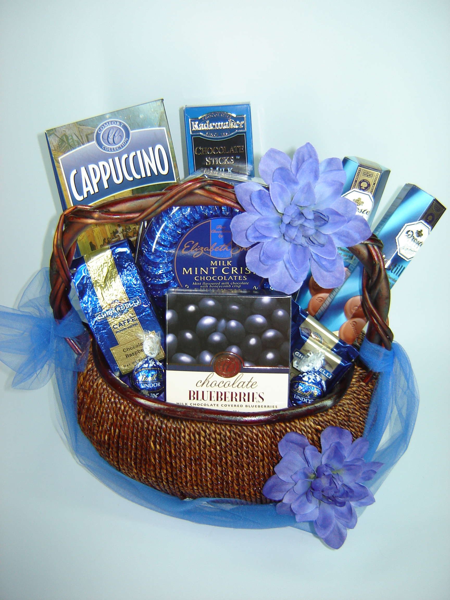 Thank You Gift Baskets Ideas  Top 10 Best Thank You Gift Ideas