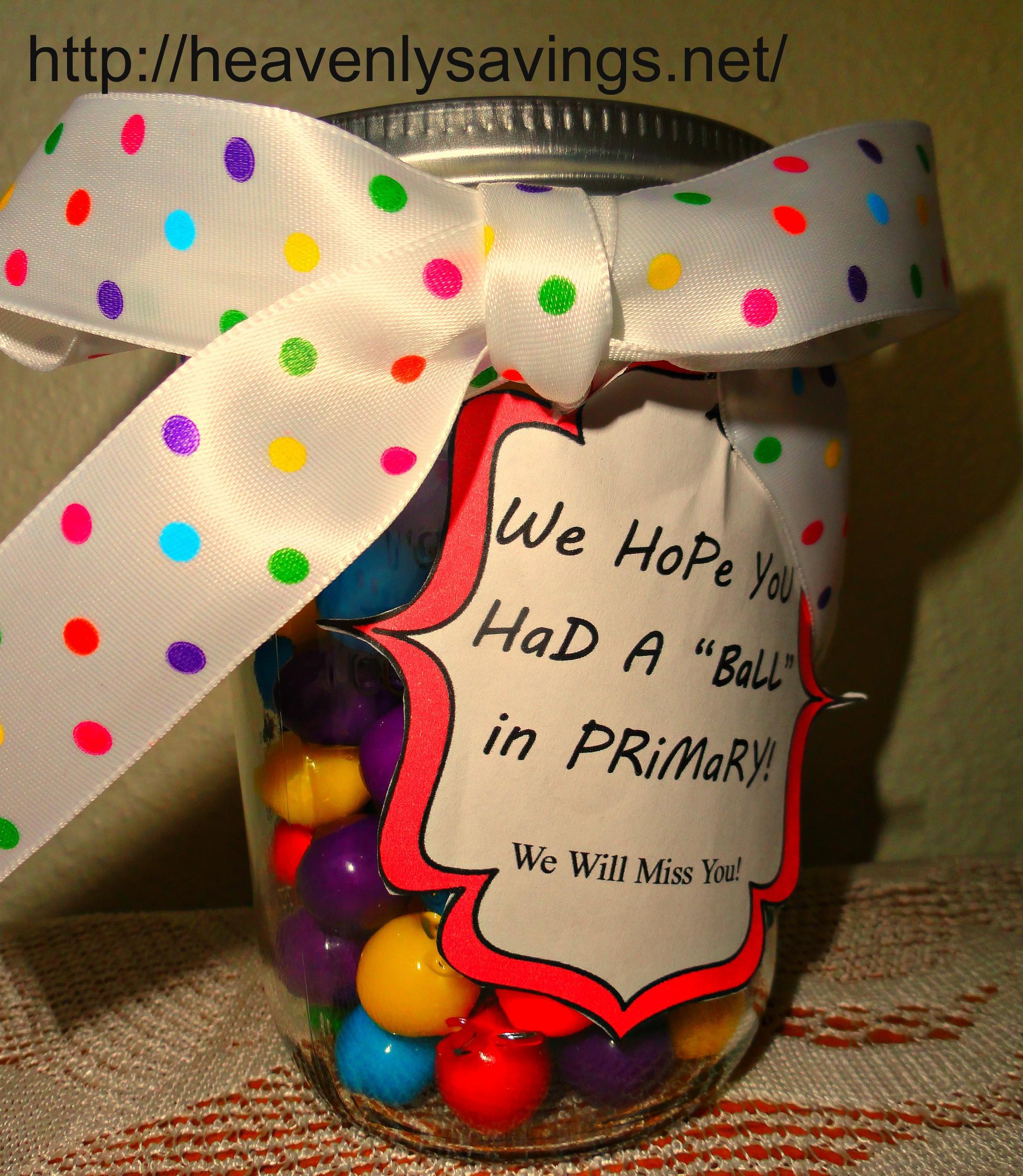 Thank You Gift Ideas  Easy DIY Thank You Gift Idea