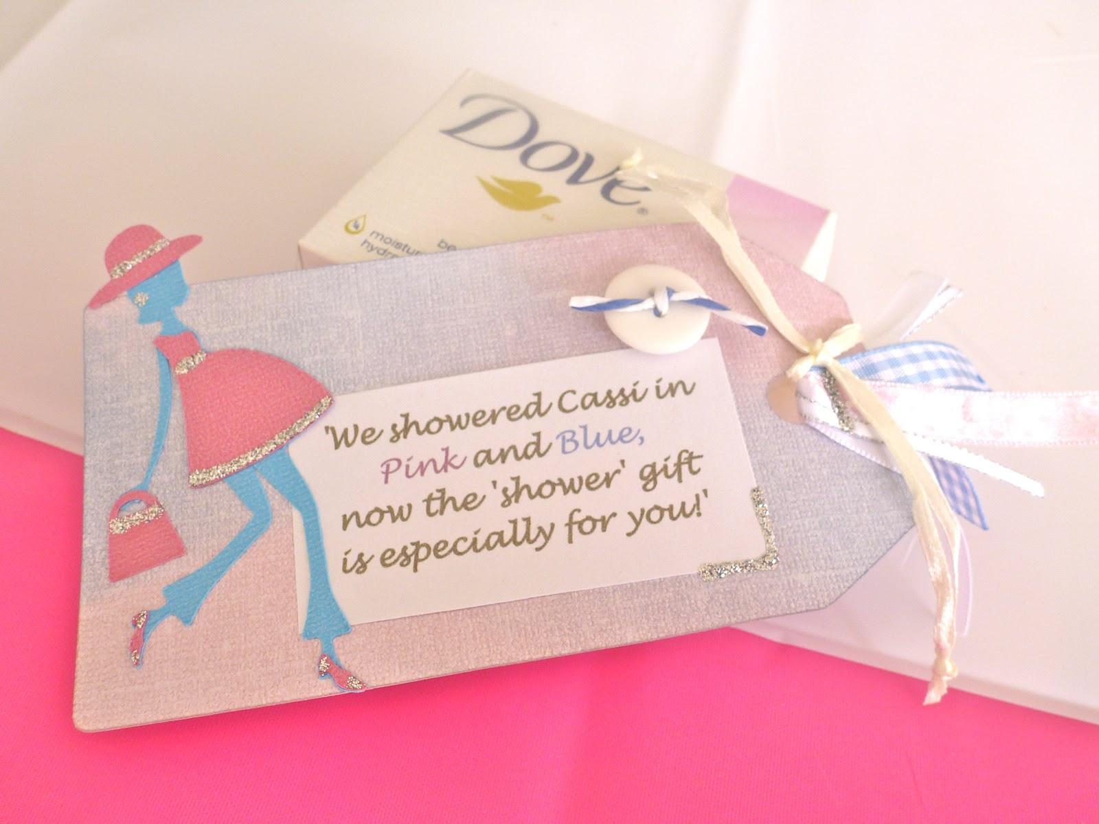Thank You Gift Ideas For Baby Shower  Cassadiva My Baby Shower Thank You Gifts Part 4
