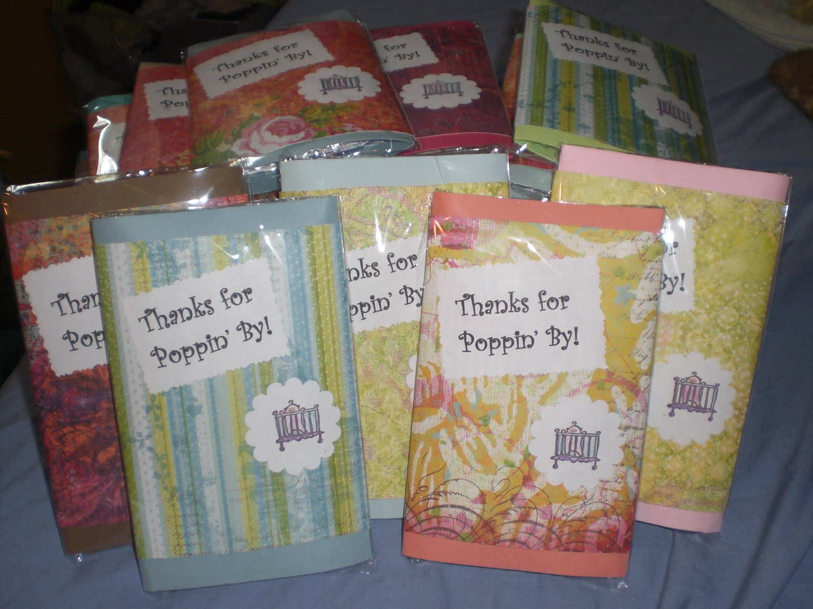 Thank You Gift Ideas For Baby Shower  baby shower thank you t ideas baby boy shower fancy