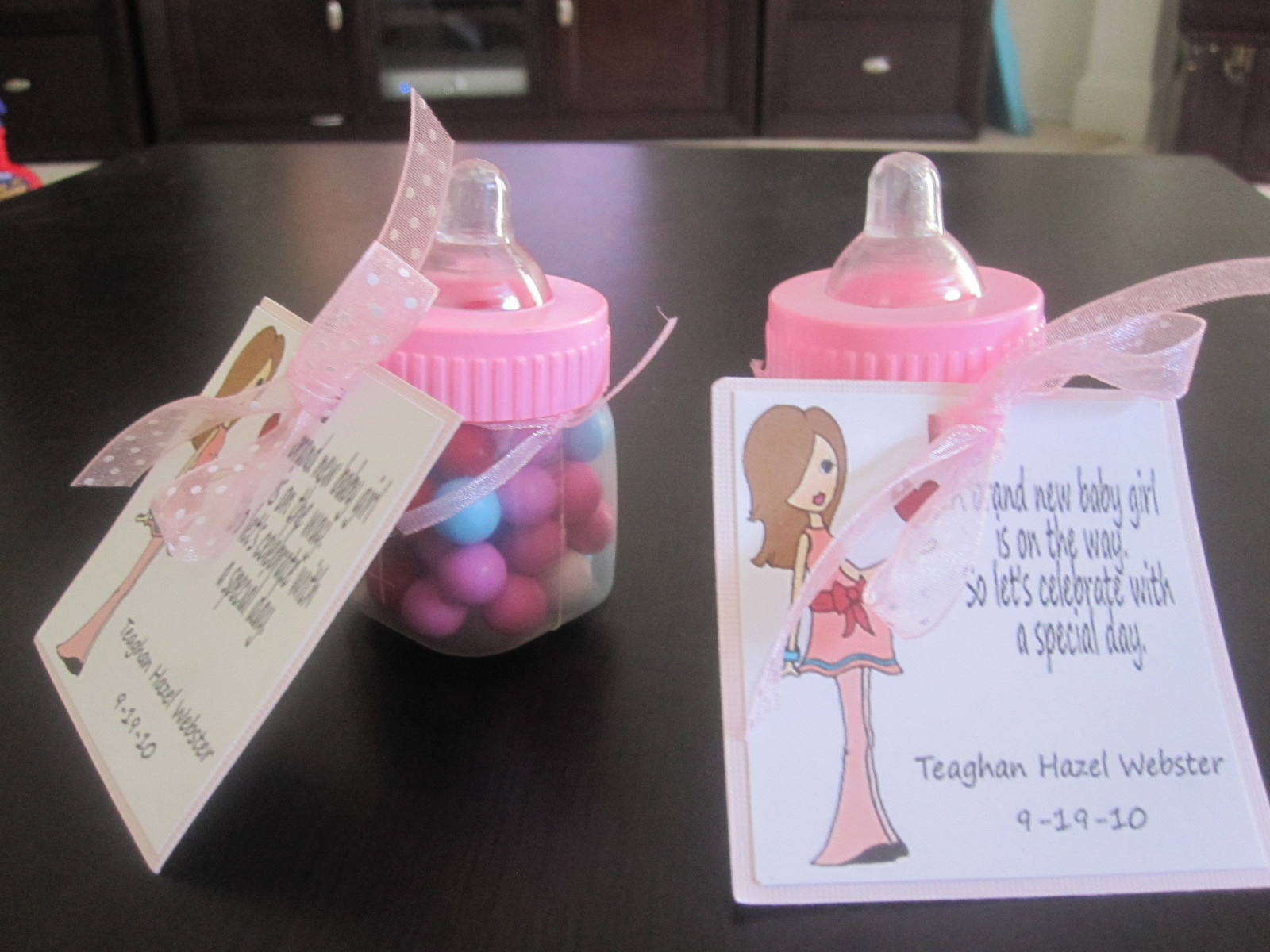 Thank You Gift Ideas For Baby Shower  Baby Shower Thank You Gifts
