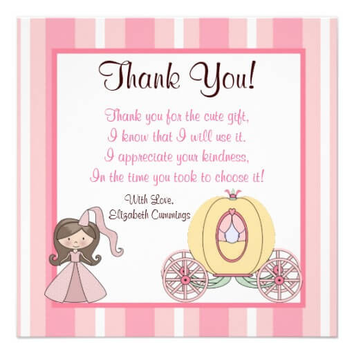 Thank You Gift Ideas For Baby Shower  Baby Shower Gift Thank You Wording Samples