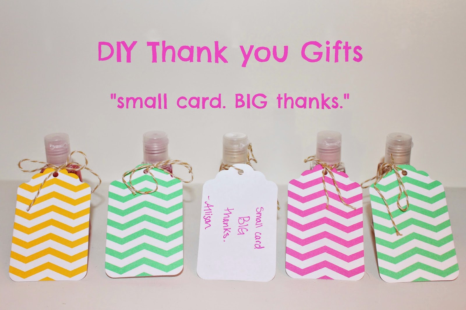 Thank You Gift Ideas For Coworkers  All My Great Ideas Are Really From Pinterest Co worker