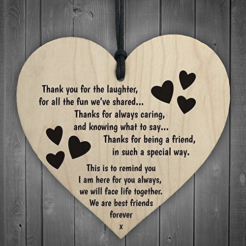 Thank You Gift Ideas For Friends  Best Friend Gifts Amazon