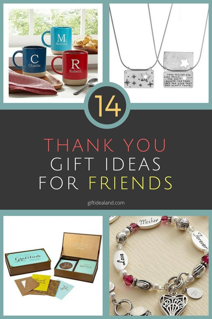 Thank You Gift Ideas For Friends  The 25 best Best thank you ts ideas on Pinterest