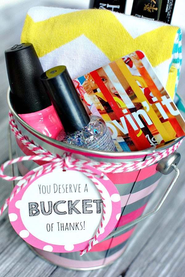 Thank You Gift Ideas For Friends  25 Creative & Unique Thank You Gifts – Fun Squared