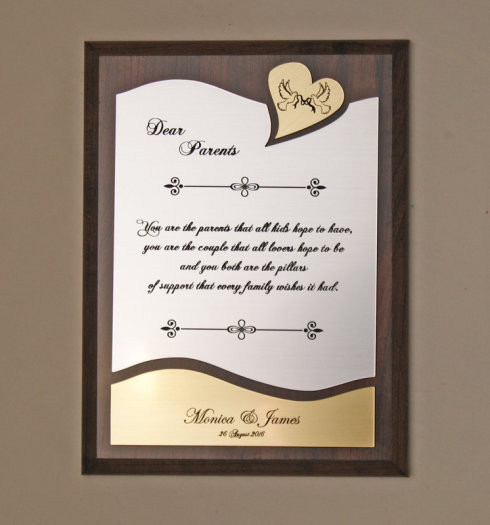 Thank You Gift Ideas For Parents  Wedding Thank You Gift Ideas For Parents Bride And
