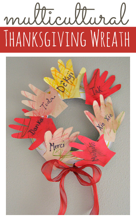 Thanksgiving Arts And Crafts For Toddlers  Multicultural Thanksgiving Craft For Kids No Time For