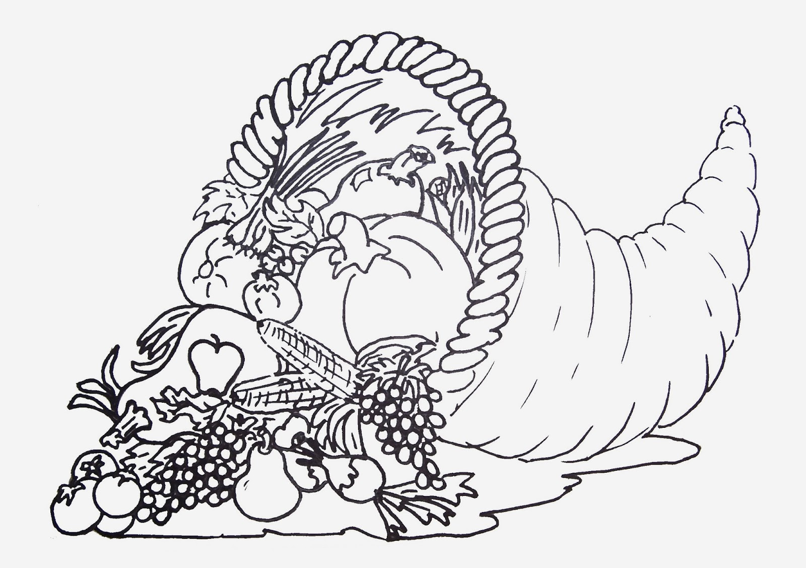 Thanksgiving Coloring Pages For Adults Free  Printable Thanksgiving Coloring Pages For Adults