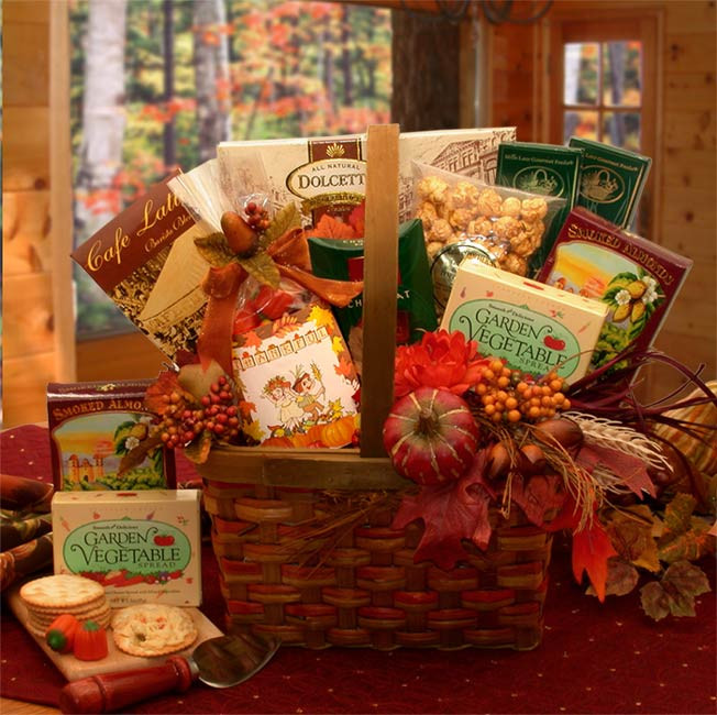 Thanksgiving Gift Basket Ideas  Gift Basket Drop Shipping Product Image Catalog Fall Gifts