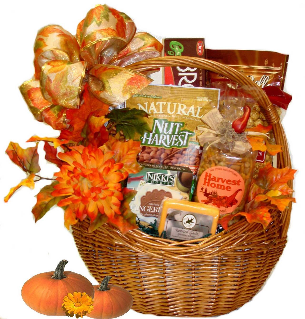 Thanksgiving Gift Basket Ideas  Thanksgiving Gift Basket