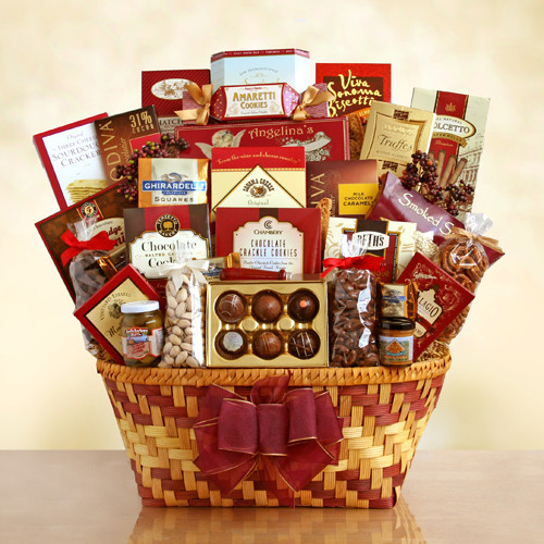 Thanksgiving Gift Basket Ideas  A Thanksgiving Gift Basket for You WIN