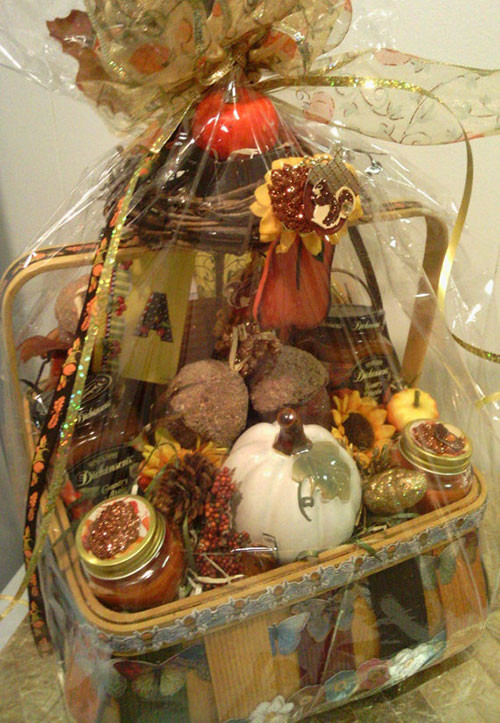 Thanksgiving Gift Basket Ideas  How to Thanksgiving Gift Baskets