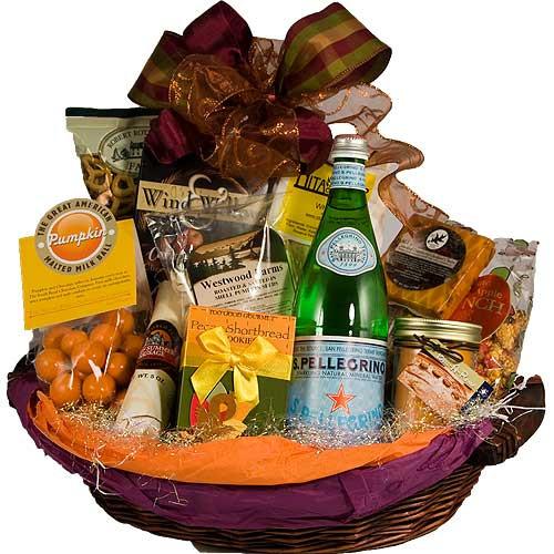 Thanksgiving Gift Baskets Ideas  Thanksgiving Gift Basket Ideas