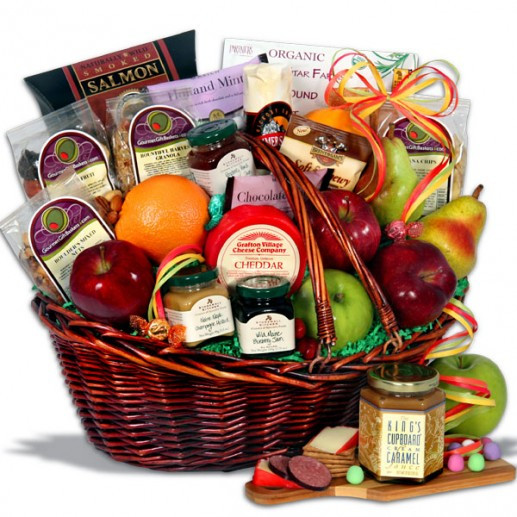 Thanksgiving Gift Baskets Ideas  Get into the Thanksgiving Sprit & Have Some Perfect Gift