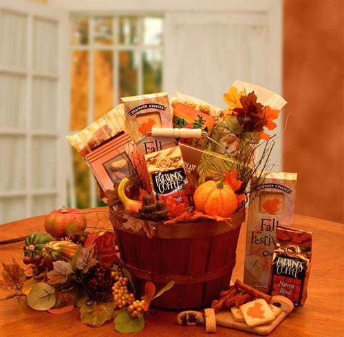 Thanksgiving Gift Baskets Ideas  How to Thanksgiving Gift Baskets