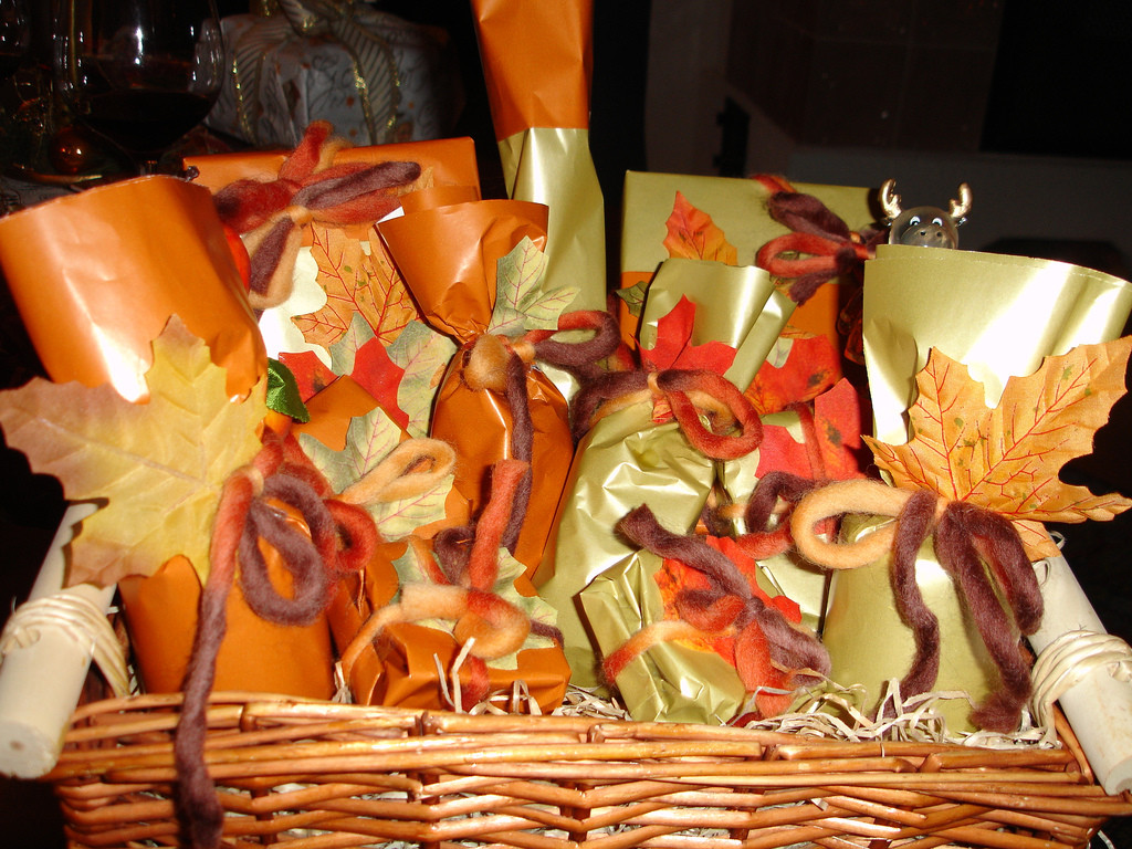 Thanksgiving Gift Baskets Ideas  Thanksgiving Gift Baskets Ideas to Express your Gratitude