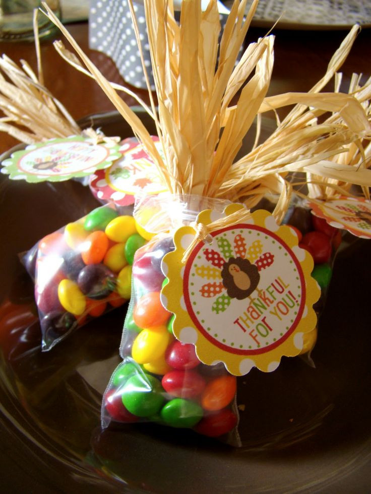 Thanksgiving Gift Ideas For Employees  Cute Thanksgiving Treat Fun Party Ideas