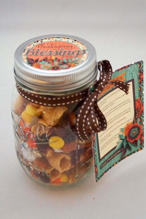Thanksgiving Gift Ideas For Friends  Find this at Thanksgiving Blessings