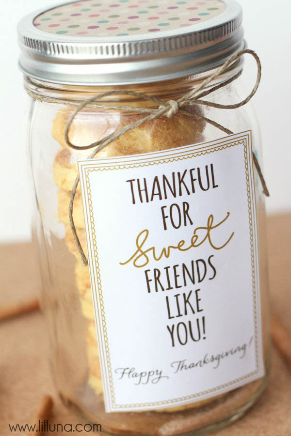 Thanksgiving Gift Ideas For Friends  15 Cute Thanksgiving Gift Ideas – Fun Squared