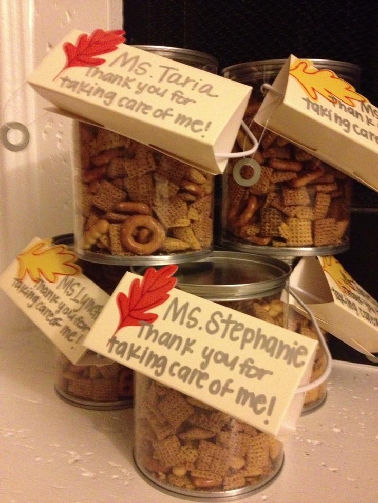Thanksgiving Gift Ideas For Teachers  Thanksgiving Teacher Gifts Celebrate