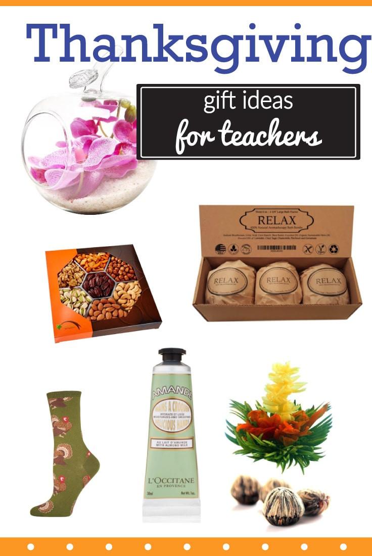 Thanksgiving Gift Ideas For Teachers  Thanksgiving Gift Guide for Teachers Vivid s Gift Ideas